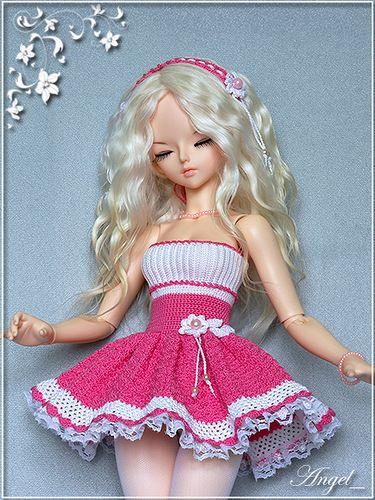"""PlayDolls.ru - Играем в куклы :: Тема: Angel_: Наряды моих """"Ангелочков"""" (8/35)"""