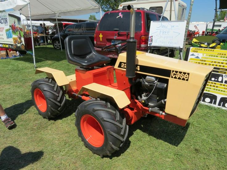 Case Lawn Mowers : Best images about garden tractors on pinterest
