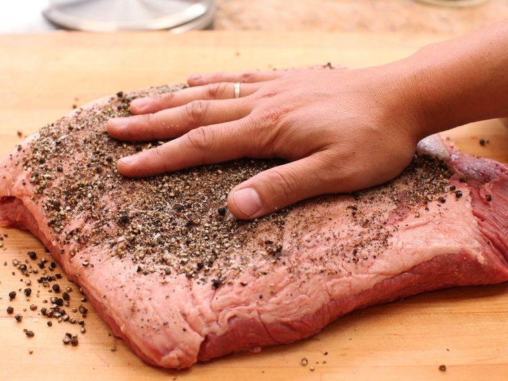 Good brisket is often called the Holy Grail of barbecue. This is an apt description, given how rarely you find good smoked beef brisket in the wild. Sous vide cooking changes all that by allowing even a novice to produce brisket that's as moist and tender as the very best stuff you'll find in Austin or Lockhart, with all the savory brisket rub and smoky flavor you could want.