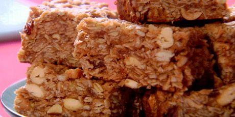 excellent granola bar recipe