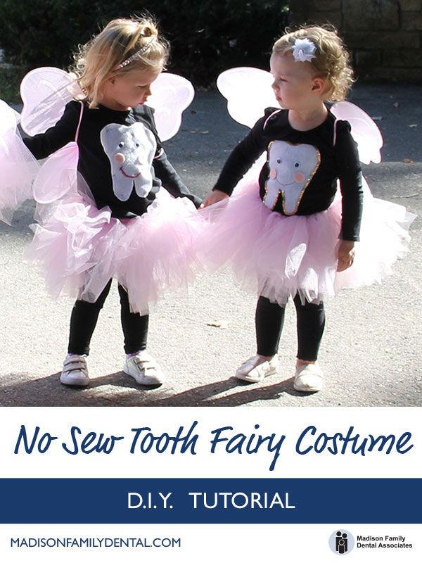 17 best images about halloween costumes on pinterest muslin bags whats sweeter than a diy halloween costume from mom heres an easy no sew tooth fairy costume tutorial with many purchased items and no sewing solutioingenieria Images