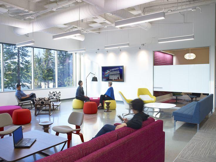 296 best Office Lounge Designs images on Pinterest