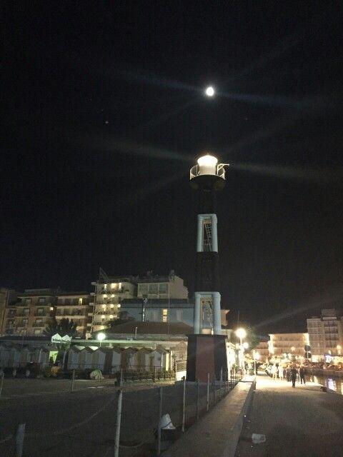Lighthouse - Gabicce Mare  #gabicce #destinazionemarche #hotelacrux