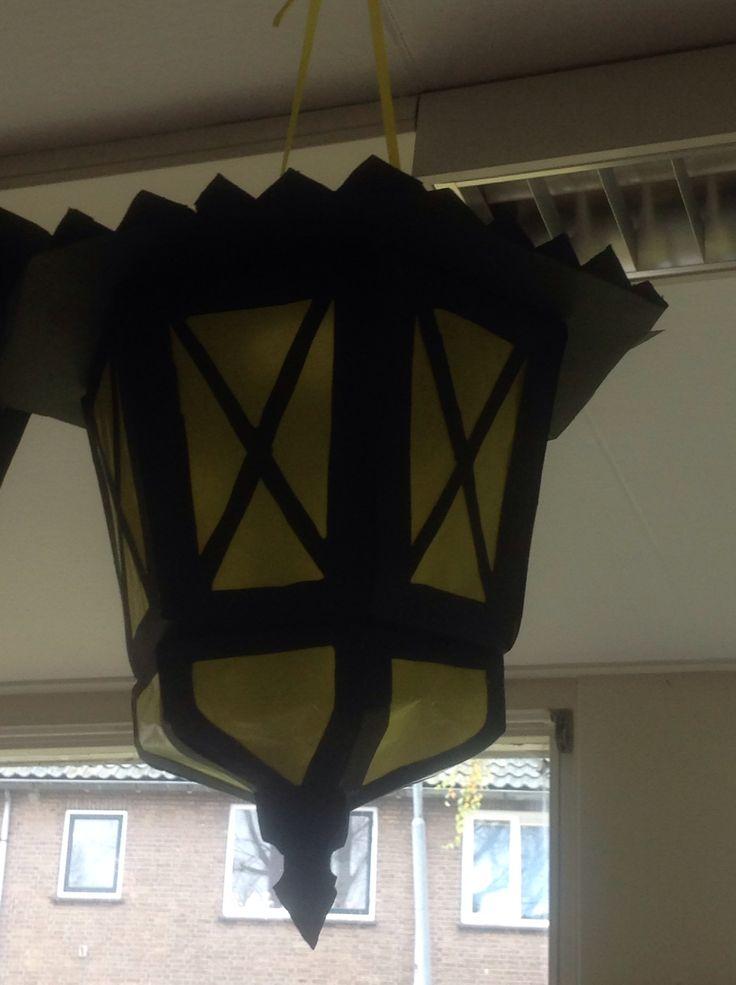 Sintmaarten lampion groep 8