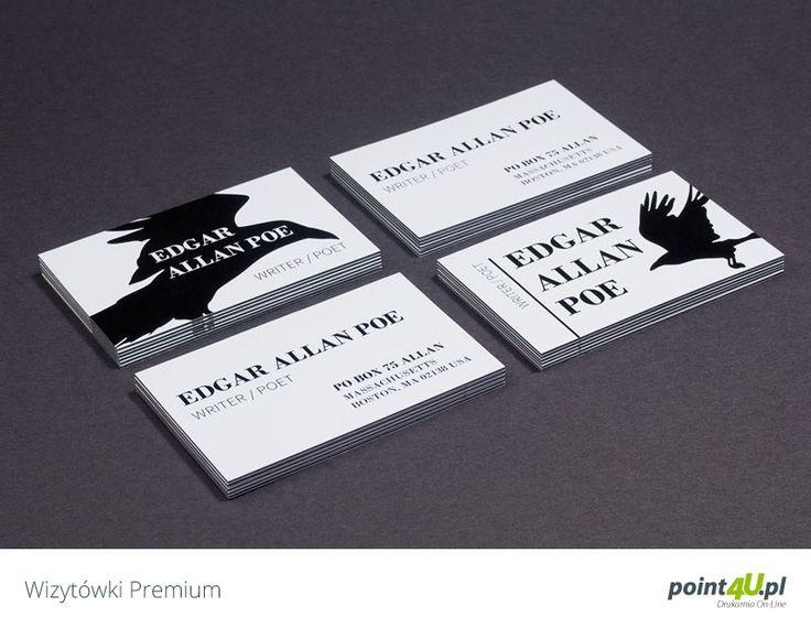 Wizytówki PREMIUM /  Luxury BUSINESS CARDS