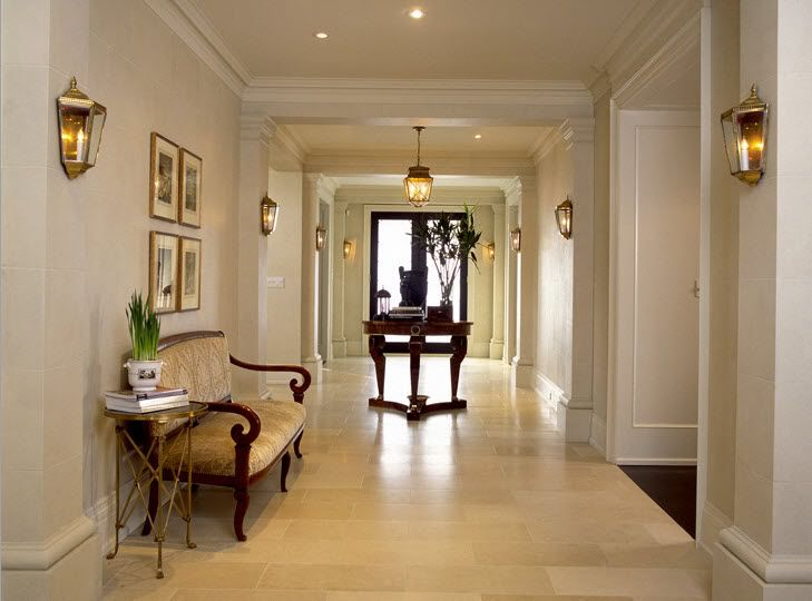 Long Foyer Decor : Best decorating long hallway ideas on pinterest