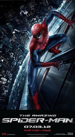 The Amazing Spiderman - in my book, way better than the first... Emma Stone is just great (: