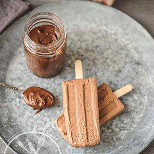 Crème glacée au Nutella sans sorbetière