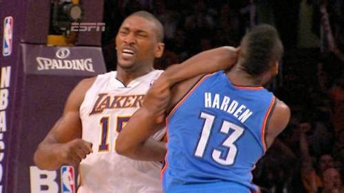 Hardem - Metta World Peace