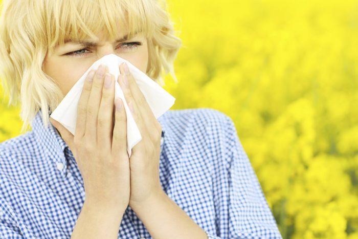 Το καλοκαίρι η μύτη σας είναι βουλωμένη;
