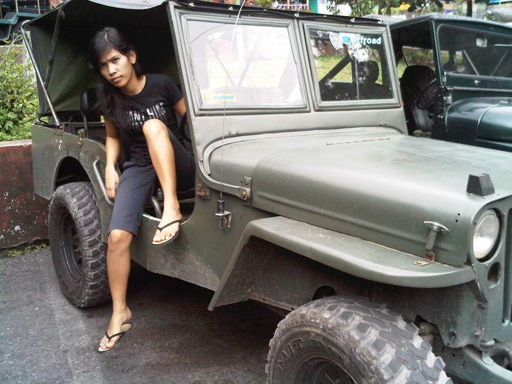Erida Sisca V - Jeep