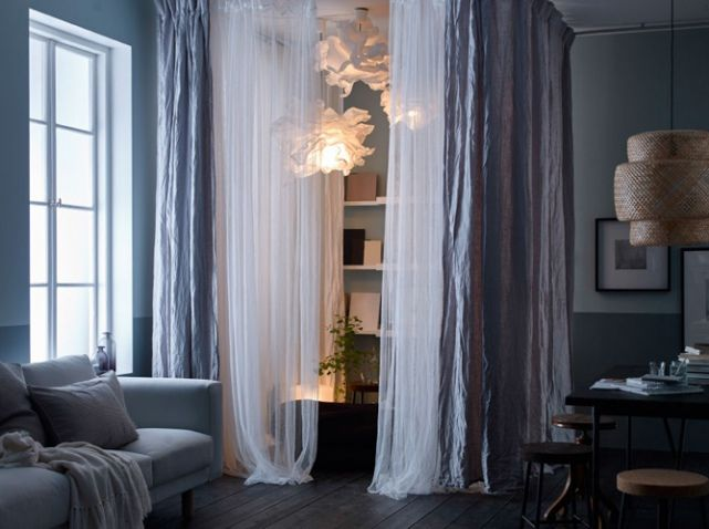 27 best rideaux voilages curtains images on pinterest. Black Bedroom Furniture Sets. Home Design Ideas