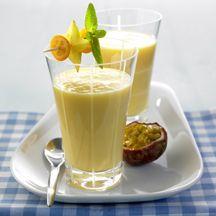 Joghurt-Früchte-Smoothie