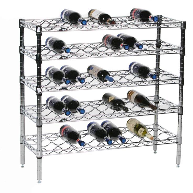 Hardy 45-Bottle Wine Storage - WC33C
