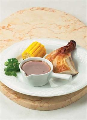 Ayam Panggang & Saus Asam Manis Femina