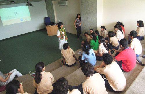 Training Session At Tagore International School, Vasant Vihar, New Delhi