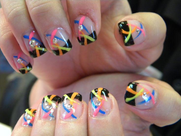 704 best nail art images on pinterest canada easy nail art and new nail art designsacrylic nail designs nail art ideas french nails prinsesfo Images