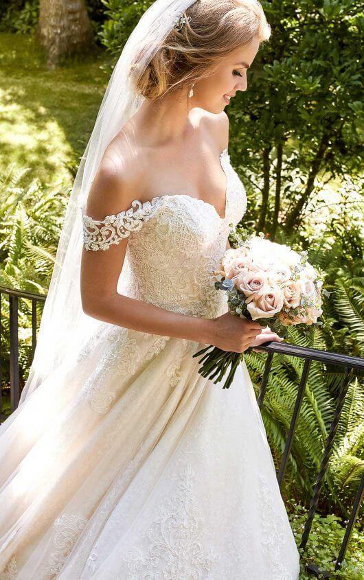 Mason wedding dress | Casar Elegance bridal wear