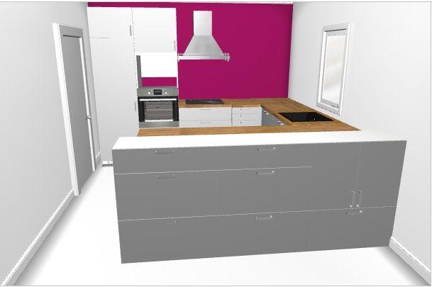 les 25 meilleures id es de la cat gorie colonne cuisine ikea sur pinterest. Black Bedroom Furniture Sets. Home Design Ideas