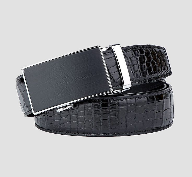 Alligator Belt, Alligator Business Dress Belt