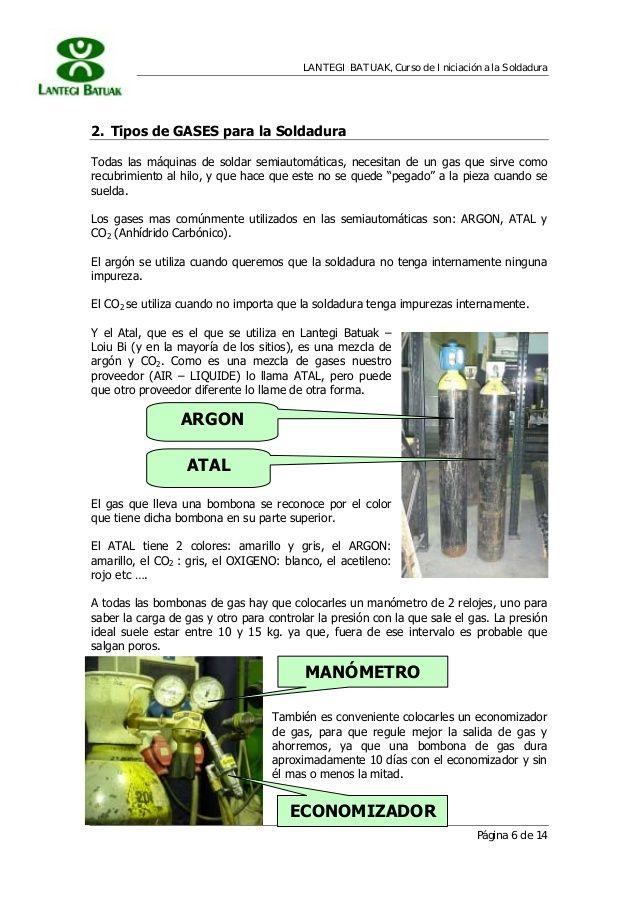 Curso Iniciacion Soldadura Metal Abc