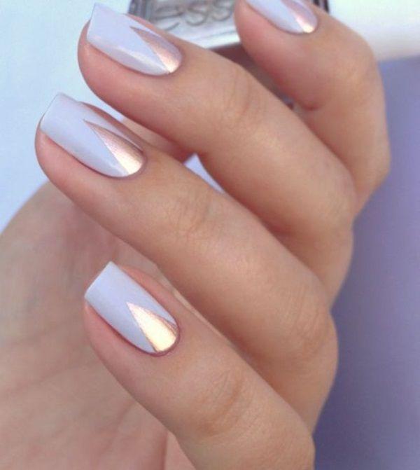 Best 20+ Chrome nail polish ideas on Pinterest | Metallic nail ...