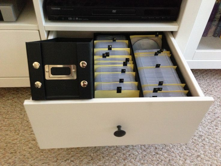 best 25 cd storage box ideas only on pinterest dvd storage cd storage case and cd holder case. Black Bedroom Furniture Sets. Home Design Ideas