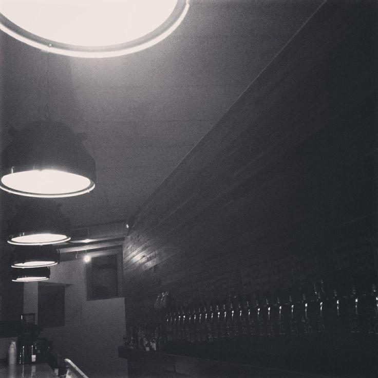 Hovering Boat Lights #craftbeer #design