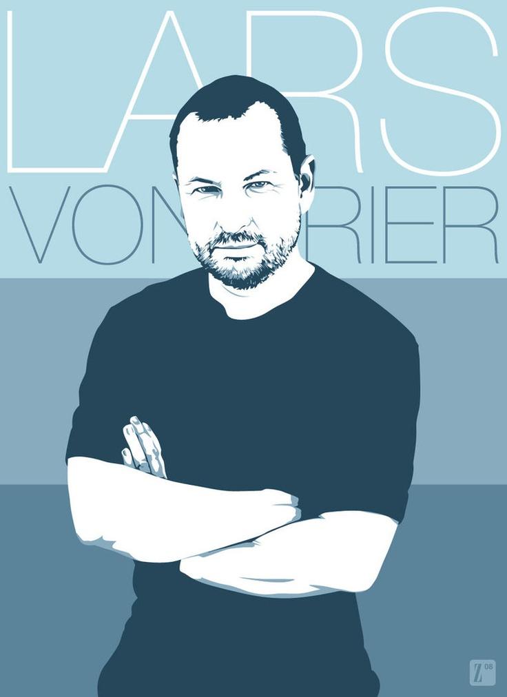 Lars von Tier #dansk #director - Loved by @denmarkhouse