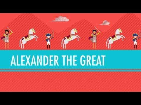 ▶ Alexander the Great and the Situation ... the Great? Crash Course World History #8 - YouTube