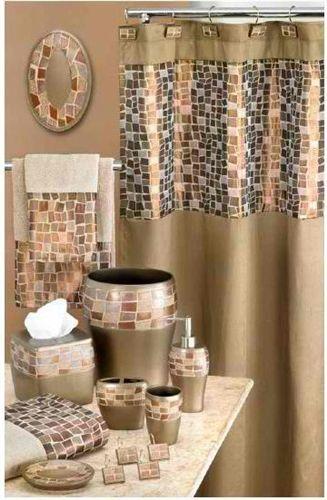 Shower Curtains bathroom ensembles shower curtains : 17 Best images about Bath Ensembles on Pinterest | Hello betty ...