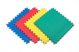 Interlocking Mats are used widely hard wearing, slip resistant, easy to maintain and quick to install. Further, these flooring offer a cost effective solution to our valued clients as these flooring are easy to clean and highly durable. It is very comfortable for exercises. Find out more details by visiting fitnessmatsindia.com or call on this no:  0120-4310799