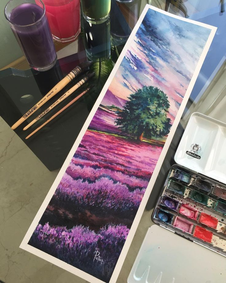 "4,560 Likes, 48 Comments - Adem Potaş (@adempotas) on Instagram: ""16x56 cm #lavender ....…"""
