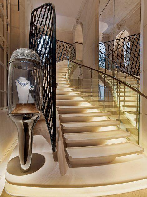 Maison Van Cleef & Arpels, Paris, 2016 - Jouin Manku
