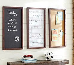1000 ideas about white board organization on pinterest for Kitchen cork board ideas