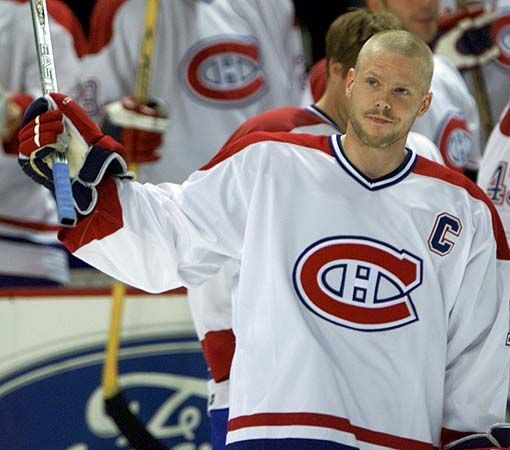 Saku Koivu. He is still one of my favourite even though he doesn't play for the Habs anymore.