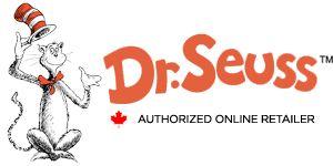 Dr. Seuss Canada Offers Unique Gifts and an Affiliate Program!  #DrSeuss