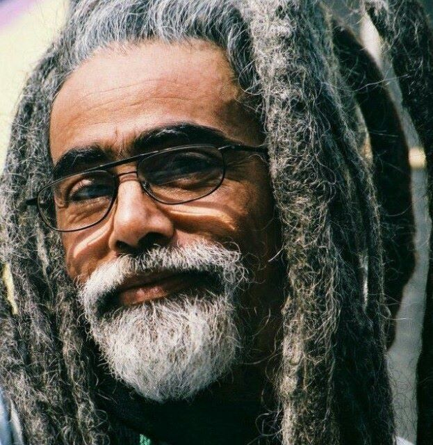 132 Best African American Men With Gray Beards Images On