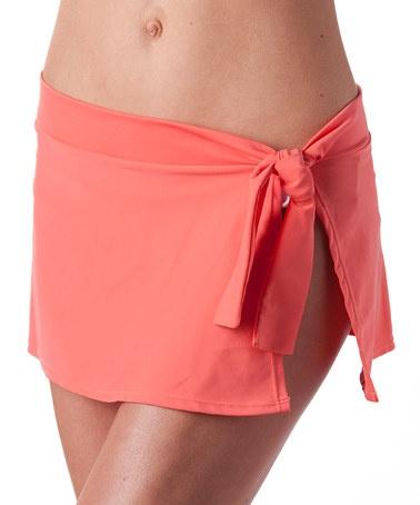 Pink Swim Skirt 31