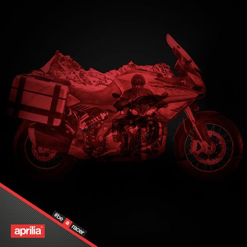 Where other see borders, we see potential. www.aprilia.com  #aprilia #bearacer