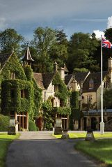 The Manor House Hotel - Breathtakingly situated in Wiltshire and on the outskirts of Bath lies Castle Combe village. Untouched since the 17th Century, this chocolate box Cotswold village is home to the definitive country retreat, the Manor House Hotel...