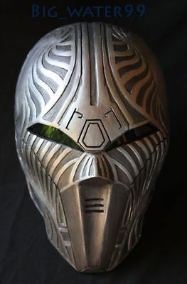 Sith Acolyte Mask old republic revan Star wars Helmet prop Cosplay
