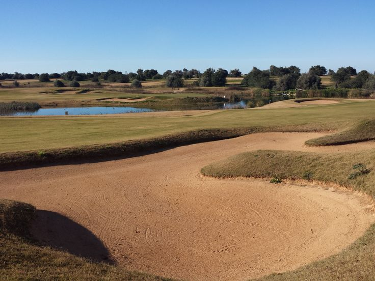 Parkland Golf Course by Gary Player, 18th hole