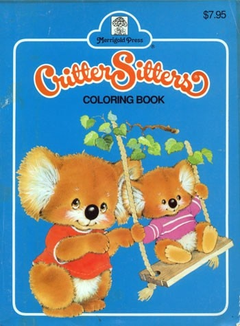 My mind has been blown! I completely forgot about Critter Sitters!! <3
