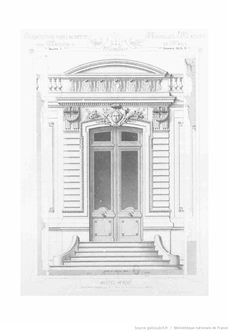 222 best french neo classical images on pinterest for Architecture xixe siecle