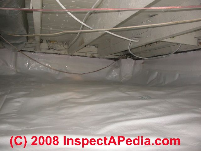 Mobile Home Moisture It S Never Good News When Rains Inside My Makeover Trailer Park Insulation