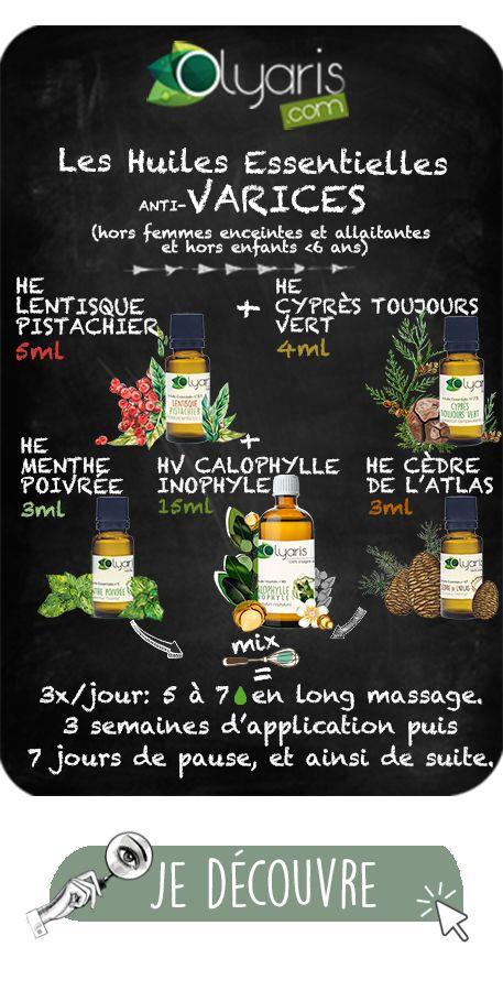 Les Huiles Essentielles Anti-Inflammatoires : le File Complet par Olyaris