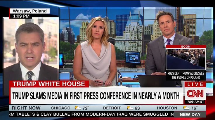 Acosta Goes Off on Trump's 'Fake News' Press Conference in Poland - https://www.hagmannreport.com/from-the-wires/acosta-goes-off-on-trumps-fake-news-press-conference-in-poland/