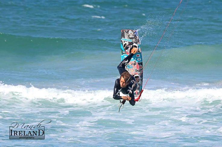 Dane Lester WP Colours for Kite Surfing |