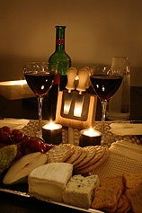 Relax and enjoy some of the local wines in your cosy cottage at..http://www.lissongrove.com.au/gables-cottages.html
